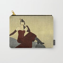 Steampunk Chic Carry-All Pouch