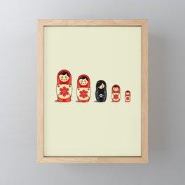 The Black Sheep Framed Mini Art Print