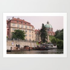 Prague Czech Republic Art Print