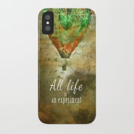 All life...  [ N°2 ] iPhone Case