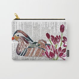 Hot Duck Carry-All Pouch