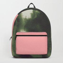 water color wave Backpack