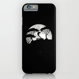 Cobra Moonlight iPhone Case