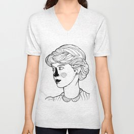 KATE (Kingston Falls 1984) Unisex V-Neck