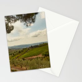Dreaming of Tuscany Stationery Cards