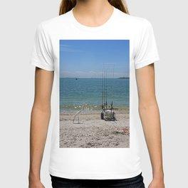 Searching on Sanibel T-shirt