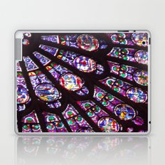 Rose Window (Notre Dame)  Laptop & iPad Skin