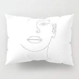Queen B Pillow Sham
