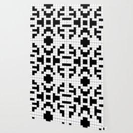 Cool Crossword Pattern Wallpaper