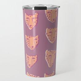 Leopards Travel Mug