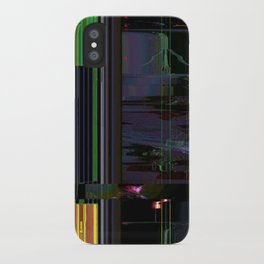 deep space sequencing iPhone Case