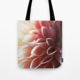 Pink Dahlia #1 Tote Bag