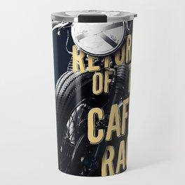 Return of the cafe racer Travel Mug