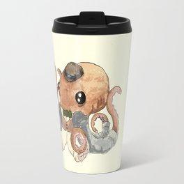 Gentleman Cephalopod Travel Mug
