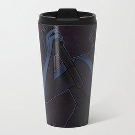 Nightwing Metal Travel Mug