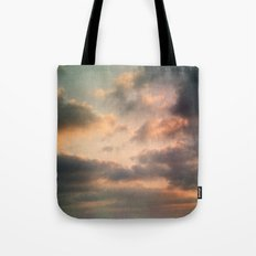 Dreamy Clouds Tote Bag