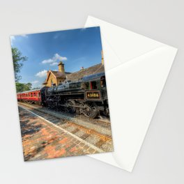Steam Loco Stationery Cards