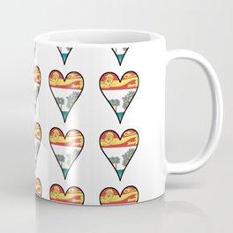flag of prince edward island 3-pei,islander,Charlottetown Coffee Mug