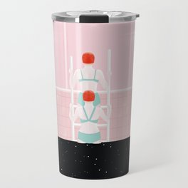 out of the stars pool Travel Mug