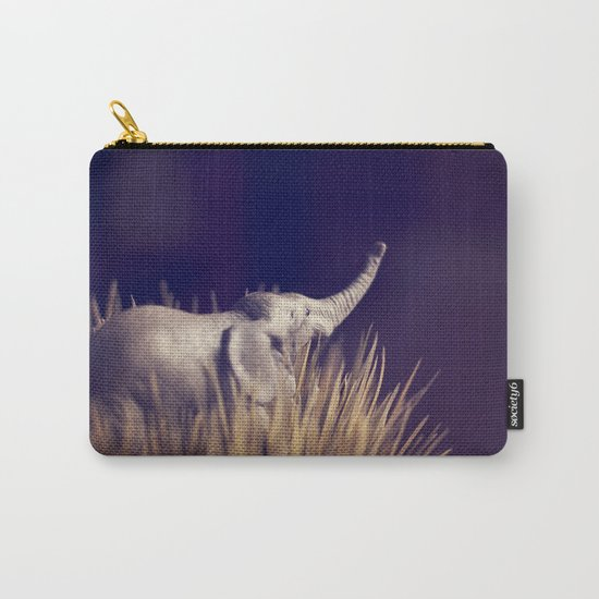an uncertain future Carry-All Pouch