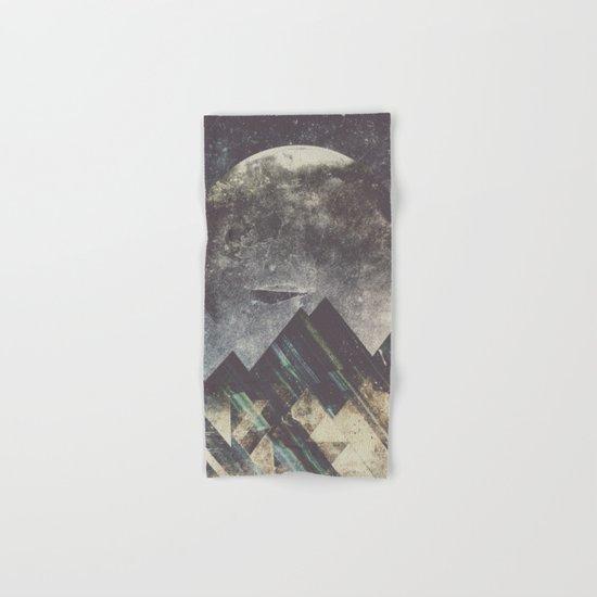 Sweet dreams mountain Hand & Bath Towel