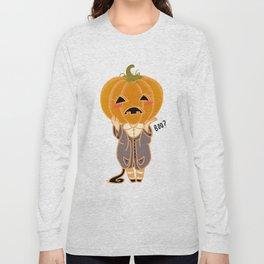 Boo? Long Sleeve T-shirt