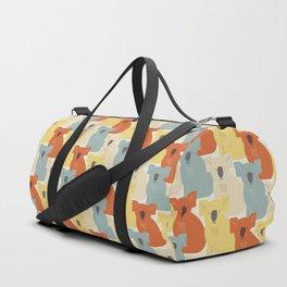 Koalas Duffle Bag