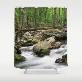 Sounds of the Forest Shower Curtain