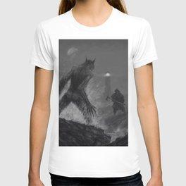 The lighthouse keeper T-shirt