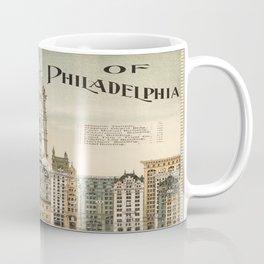 Vintage poster - Philadelphia Coffee Mug