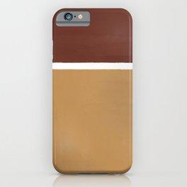 Primitive Color I iPhone Case