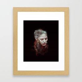 SwanQueen Framed Art Print