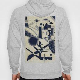 Wassily Kandinsky Lithograph III Hoody