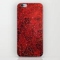 cuba iPhone & iPod Skins featuring Cuba by Jose Luis