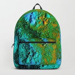 Pour Number 14:  Blue Lava Backpack