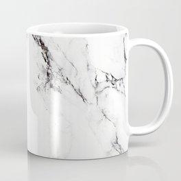 Classic white faux marble Coffee Mug