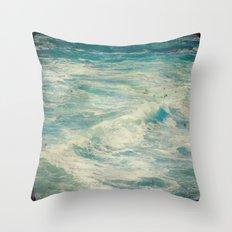 Big Sur - Pacificus Wondrous  Throw Pillow