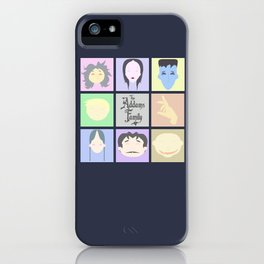 The Addams Family  iPhone Case