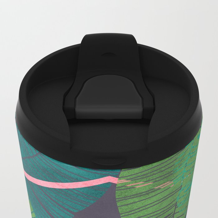Mirage Metal Travel Mug