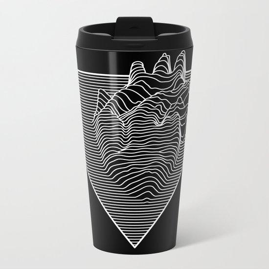 Super Heart Metal Travel Mug