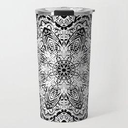 Mehndi Ethnic Style G477 Travel Mug