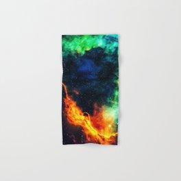 Opposite Nebula Hand & Bath Towel