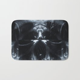 Day 1155 /// Frosted skull/Maybe I should animate this Bath Mat