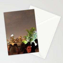 By Night: New York City (Pt. 13) Stationery Cards