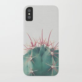 Ferocactus iPhone Case