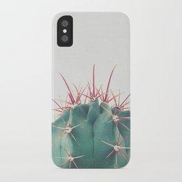 Ferocactus iPhone Case