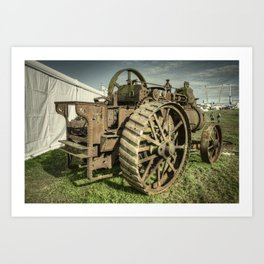 In need of TLC  Art Print