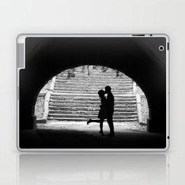 Love Story in Central Park Laptop & iPad Skin
