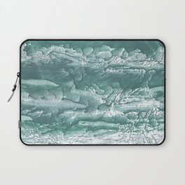 Marine color wash drawing painting Laptop Sleeve