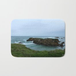 Cool coast Bath Mat